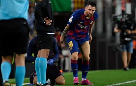 Valverde Angkat Bicara Soal Cedera Messi