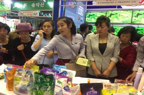 Warga Korut Serbu Produk Buatan Indonesia