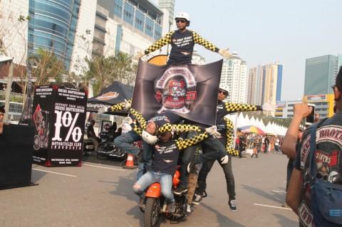 Ulang Tahun BB1%MC Sangat Meriah, Dihadiri 10 Ribu Pengunjung