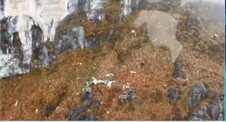 Kotak Hitam Pesawat Twin Otter PK CDC Belum Ditemukan