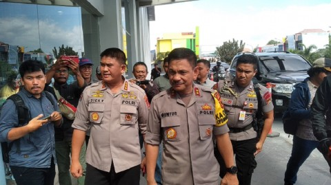 Polisi Diduga Pukul Wartawan di Makassar Diperiksa