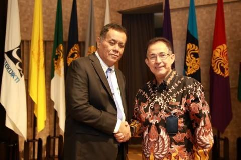 Ari Kuncoro Ajak Sivitas Akademika Majukan UI Bersama