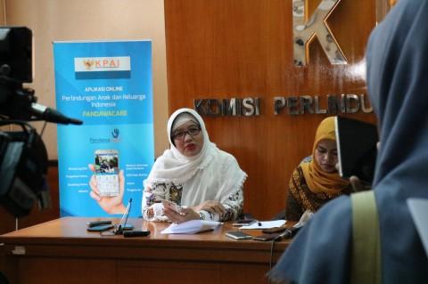 KPAI: Pelajar Janjian Demo Lewat Medsos