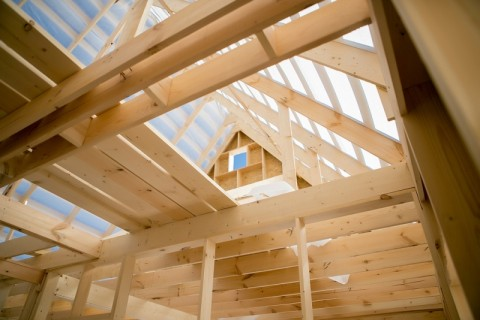 Keuntungan Membangun Rumah Kayu di Bukit