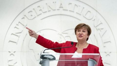 Kristalina Georgieva Resmi Jadi Direktur Pelaksana IMF