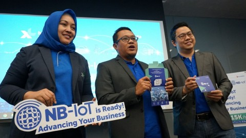 XL Axiata Gelar Narrowband IoT Komersial