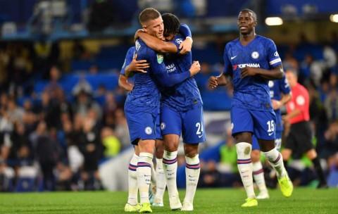 Hasil Piala Liga Inggris: Chelsea Mengamuk, MU Susah Payah Lolos ke Babak 16-Besar