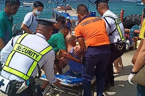 7 Atlet Perahu Naga Filipina Tewas Dihantam Gelombang