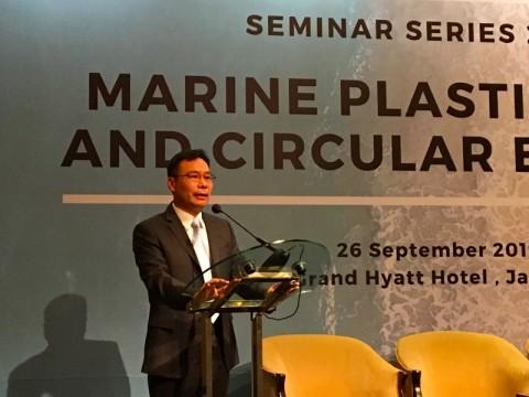 Taiwan Kembangkan Teknologi Atasi Sampah Plastik di Laut