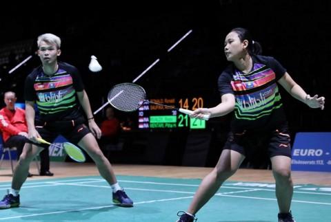 Korea Open 2019: Rinov/Pitha Melaju ke Perempat Final, Fitriani Kandas
