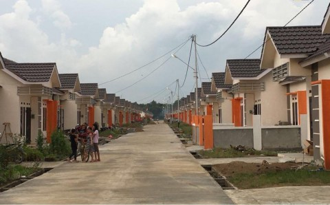 Penyaluran KPR FLPP Mencapai Rp5,57 Triliun