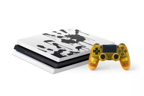 Sony Punya PS4 Pro Edisi Death Stranding
