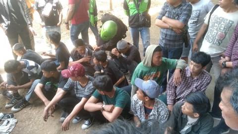 Polrestabes Makassar Tangkap 200 Siswa yang Hendak Demo