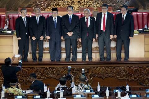 DPR Sahkan Lima Anggota BPK Terpilih