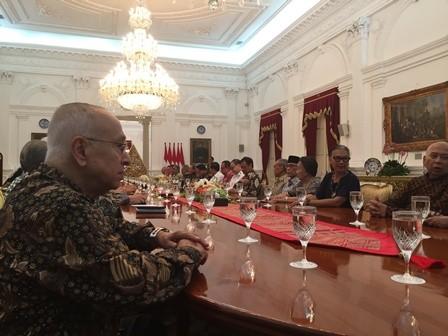 Jokowi Minta Komitmen dalam Demokrasi Tak Diragukan