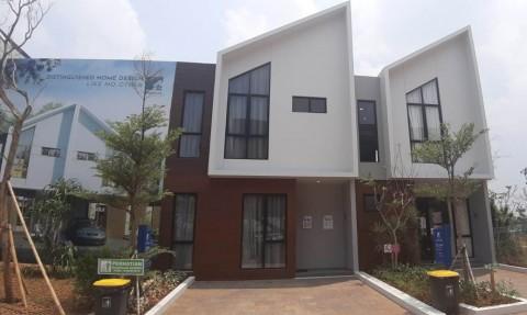 Rumah Tapak Menyerupai Konsep Apartemen