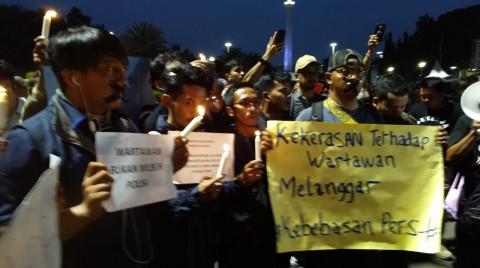 Wartawan Jakarta Kecam Kekerasan Terhadap Jurnalis