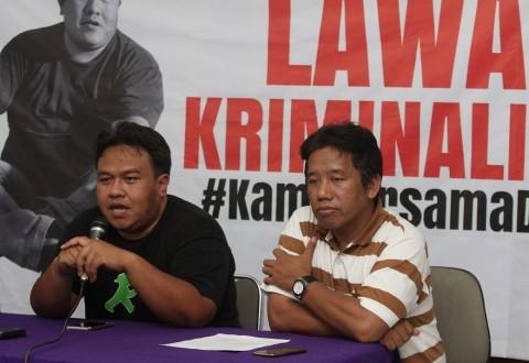 Dandhy Dwi Laksono Ditangkap Polisi