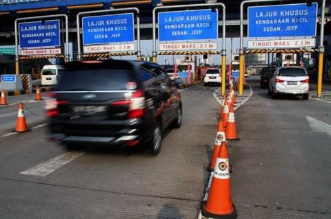 Jalan Tol Layang Jakarta-Cikampek, Khusus Kendaraan Golongan I dan II