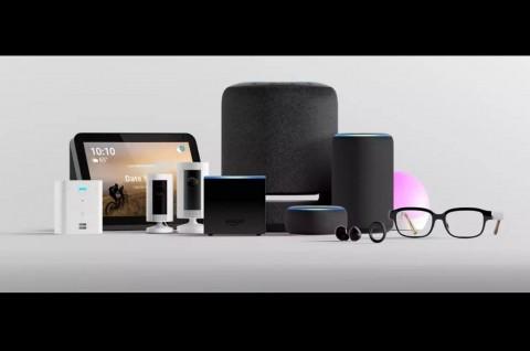 Amazon Ungkap 7 Perangkat dengan Dukungan Alexa