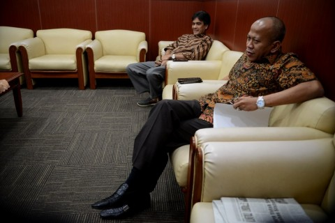 Anggota BPK Terpilih Berharap Tak Terseret Kasus Korupsi