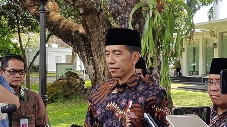 Jokowi Ogah Menanggapi Penangkapan 2 Aktivis