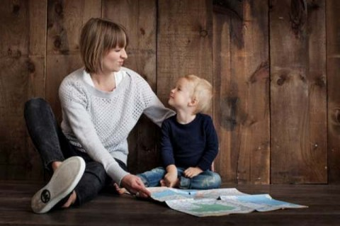 5 Taktik Agar Anak Mendengarkan Orang Tua