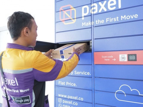 Paxel Unggulkan Same-Day Delivery Pakai AI dan Smart Locker