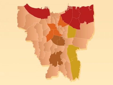Musim Kemarau, 15 Kecamatan di DKI Jakarta Terancam Kekeringan