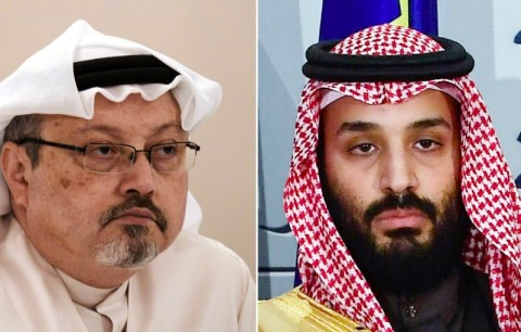 Pengakuan Bertanggungjawab Pangeran Saudi untuk Lindungi Kerajaan
