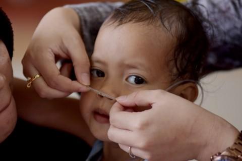 Penderita ISPA di Tanah Bumbu Mencapai 14.132 orang