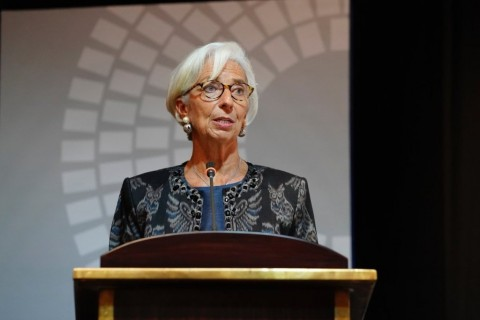 Lagarde: Perang Dagang Bebani Ekonomi Global