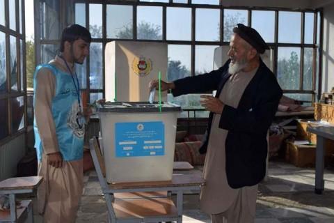 Pemilu Afghanistan Dimulai di Tengah Bayang Kekhawatiran