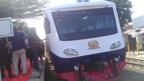KAI Luncurkan Kereta Istimewa