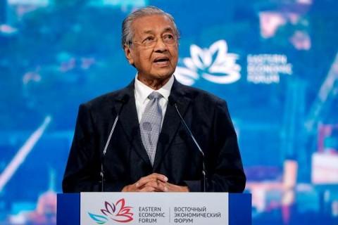 Mahathir Kritik Sanksi AS atas Iran