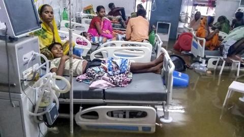 Sepekan Banjir, 59 Warga India Tewas