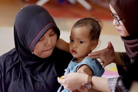3.050 Warga Kota Semarang Terserang ISPA