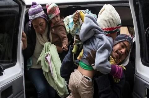 AS Pangkas Hampir Separuh Kuota Penerimaan Pengungsi