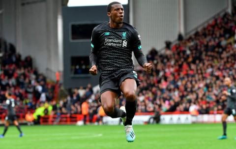 Kalahkan Sheffield United, Liverpool Kian Nyaman di Puncak