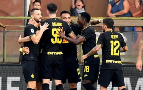 Bungkam Sampdoria, Inter Ulangi Rekor Berusia 53 Tahun