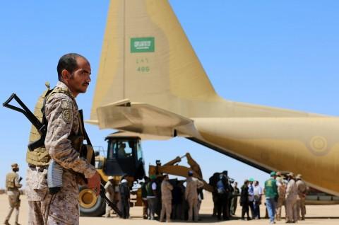 Houthi Klaim Tangkap Ribuan Prajurit Arab Saudi