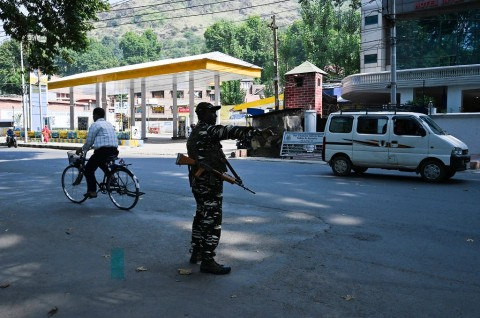 Militan Paling Diburu India Tewas Ditembak di Kashmir