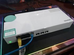 QNAP QSW-308S, Ramah Pengguna dan Tampil Menarik