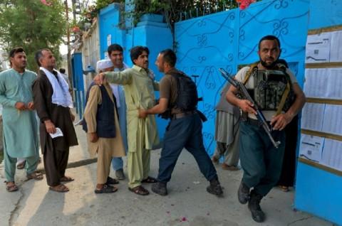 Pemilu Afghanistan Hanya Diikuti Sekitar 20 Persen Pemilih