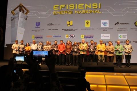 Menteri ESDM Beri Penghargaan Subroto Genjot Efisiensi Energi