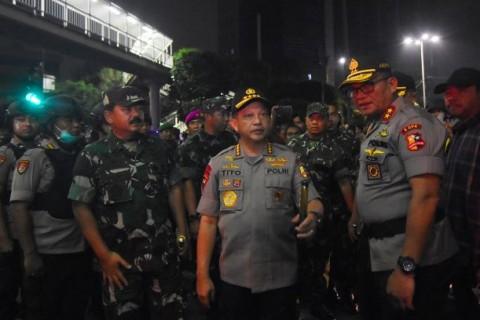 Kapolri Lantik Kapolda Sultra, Papua, dan Riau Hari Ini