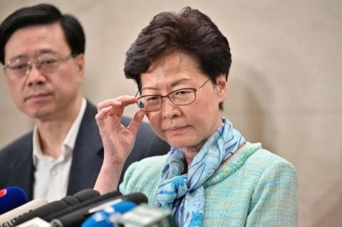 Pemimpin Hong Kong Minta Izin Tiongkok Batalkan RUU Ekstradisi