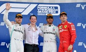 Klasemen Pembalap Usai GP Rusia