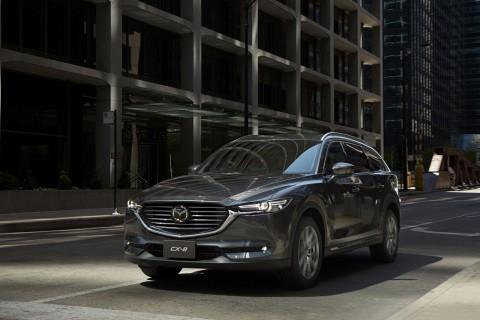 Mazda Ancang-Ancang Masukan CX-8 ke Indonesia