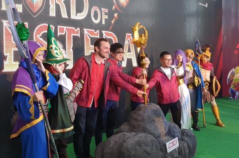Telkomsel Bawa Game RPG Lord of Estera ke Indonesia